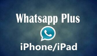 WhatsApp Plus iPhone ios
