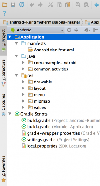 project android view 2 1 2x