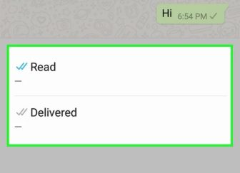 how to know if someone has your number on whatsapp