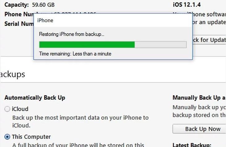 how to recover deleted text messages iphone